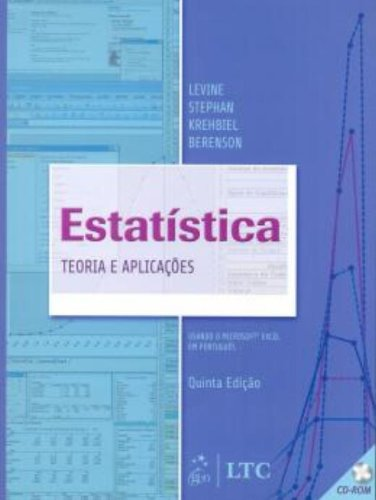 Estatistica Teoria E Aplicacoes Usando O Microsoft Excel Em Portugues