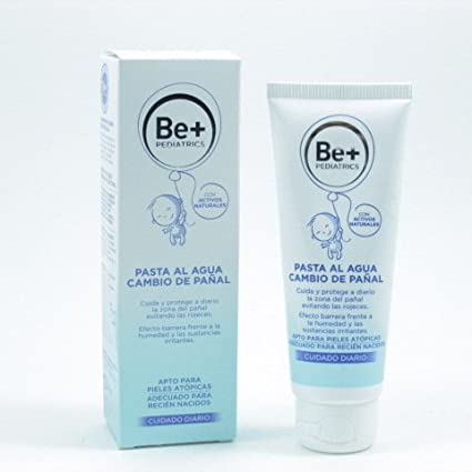 BE+ - BE+ PASTA AGUA CAMBIO PAÑAL 75