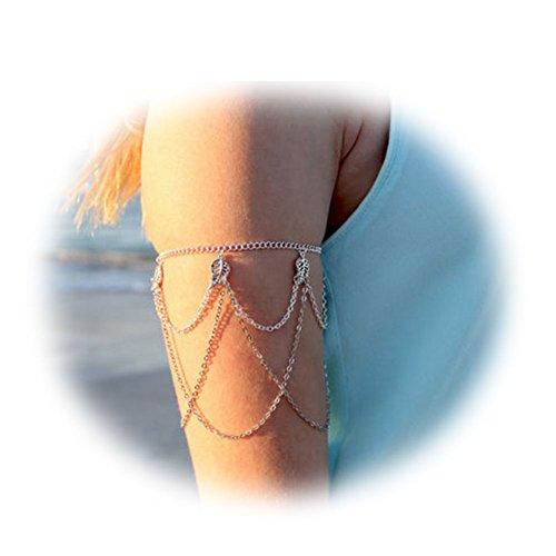 Boosic Bohemian Turquoise Fringes Bracelet