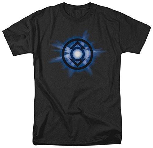 Trevco Green Lantern Indigo Glow T Shirt Size XXL