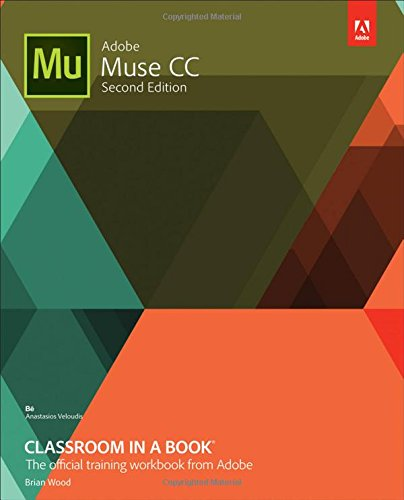 134547276 - Adobe Muse CC Classroom in a Book (2nd Edition)