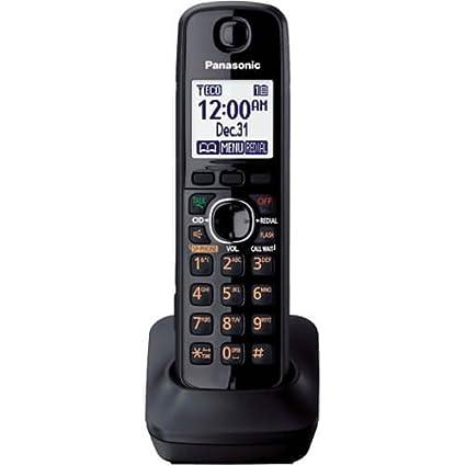 amazon com panasonic kx tga660b extra handset for 762x and 663x