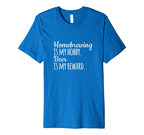 Funny Craft Beer T Shirts- Homebrewing is my Hobby