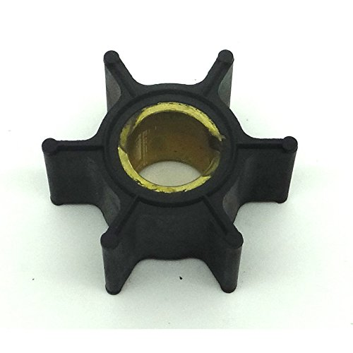 Impeller 386084 18-3050 for Johnson Evinrude BRP OMC 8HP 9.9HP 15HP outboard motor water pump ()
