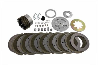 Replacement Parts Kevlar Clutch Kit for Harley Davidson 1941