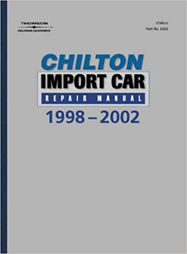 Chiltons import car repair manual 1998 2002 perennial edition chiltons import car repair manual 1998 2002 perennial edition 1st edition fandeluxe Image collections