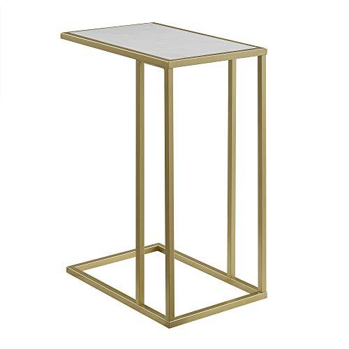 WE Furniture AZF20SCSTWM Side Table, 20