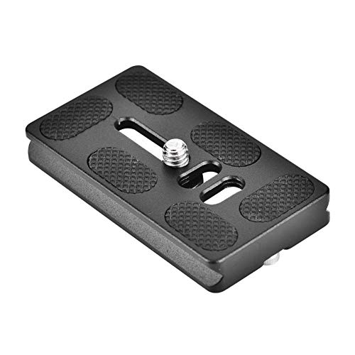 Acouto Alloy Quick Release Plate with 1/4 Inch Screw Fits fo