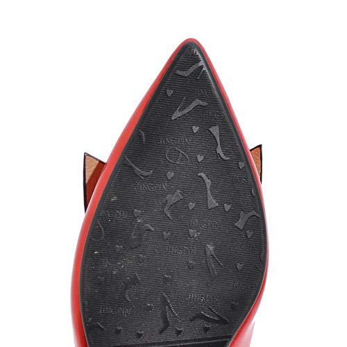 Sandales Compensées Red BalaMasa APL10735 Femme 1YxCFwxqE5