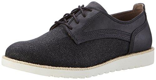 Jana 23609, Zapatillas para Mujer Negro (Black 001)