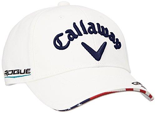 (キャロウェイ アパレル) Callaway Apparel [ レディース] 定番 ロゴ入り キャップ (ツアーモデル) / 247-8984900 / 帽子 ゴルフ