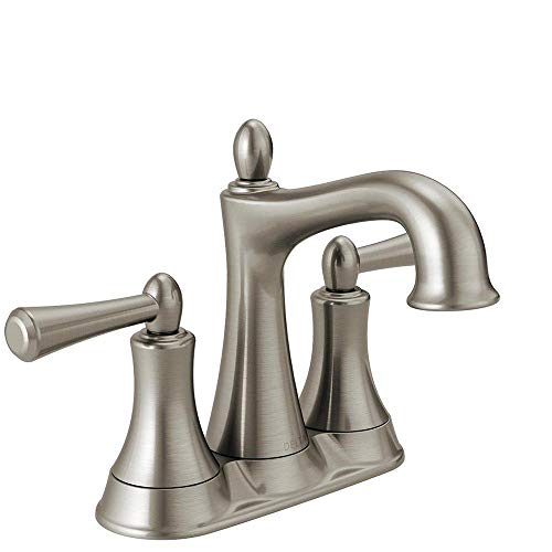 4 inch faucet brushed nickel - 3
