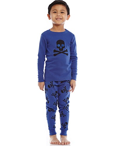 Leveret Skull Pajama Cotton Months 14 product image