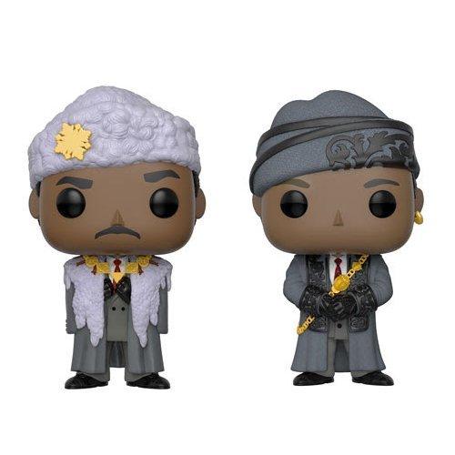 POP Movies Coming to America Prince Akeem, Semmi Vinyl Figures Set]()