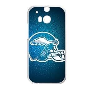 Philadelphia Eagles Custom Case for HTC One M8 (Laser Technology)