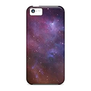 (VrK8902nqpr)durable Protection Case Cover For Iphone 5c(smokey Nebula)