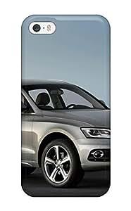 Iphone 5/5s Audi Suv 11 Print High Quality Tpu Gel Frame Case Cover