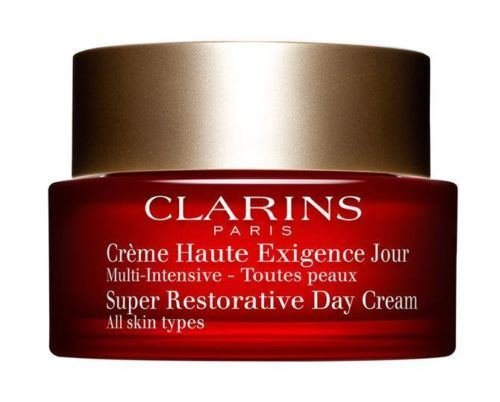 Clarins Multi Intensive Super Restorative Day Cream 1 7 Oz  All Skin Types New