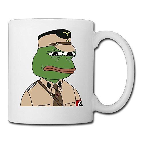 [DEMOO Pepe The Frog Coffee Mugs / Tea Cups] (Best Internet Meme Costumes)