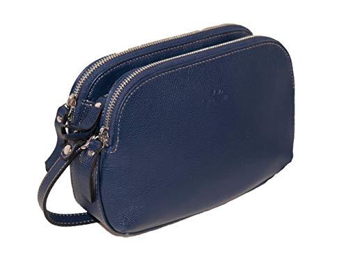 Katana 69711, Sac à bandoulière Femme S Bleu Marine