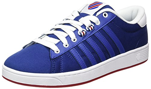 K-swiss Mens Hoke T Cmf Mode Gymnastiksko Limoges / Chili Peppar / Vit