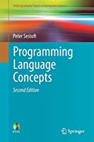 Programming Language Concepts, 2nd Edition Front Cover