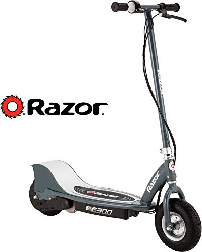 Razor E300 Electric Scooter - Matte Gray (E 100 Electric Scooter)