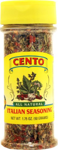 Cento Foods (Alanric) Seasoning, Italian, 1.75-Ounce (Pack of 12) by Cento