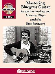 Mastering Bluegrass Guitar