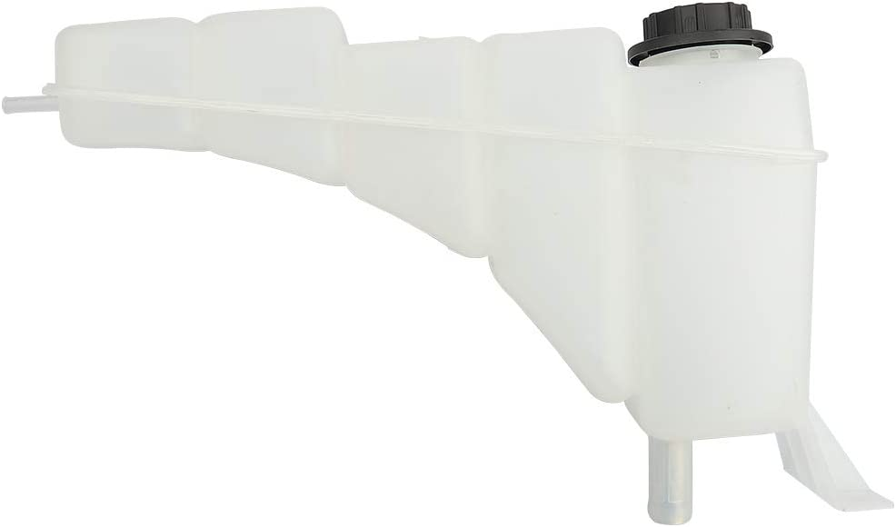 BRTEC Coolant Reservoir with Cap for 1998 1999 2000 2001 2002 2003 2004 2005 FORD Excursion F-250 F-350 F-450 F-550 SUPER DUTY Pressurized bottle with Cap