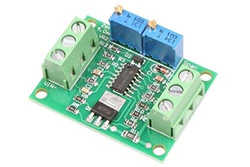- NOYITO Voltage to Current Module 0-2.5V 3.3V 5V 10V 15V 24V Voltage to 0-20mA 4-20MA Current Signal Generator Moudle (0-10V to 4-20mA)