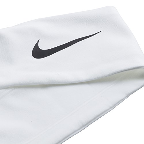 Nike Fury Headband 2.0 (OSFM,White/Black) by Nike (Image #3)