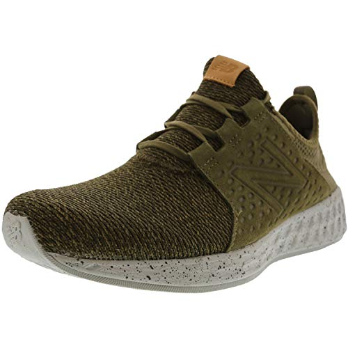 New Balance Cruz Knit, 8.5 M US, Green