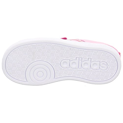 c68aa0460b7 ... adidas B74641 - Zapatos primeros pasos de Material Sintético para niña  Rosa