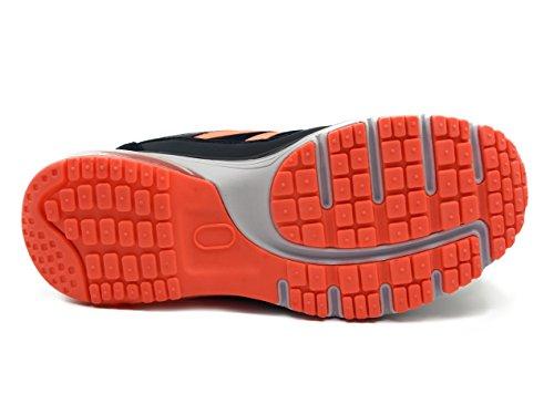 Knixmax e Corsa Interior all'Aperto Fitness Sportive Leggero Casual Air Basse Blu Traspirante Sneakers Donna Scarpe Ammortizzazione Navy TwqrITO