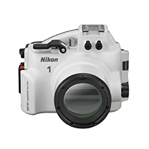 Nikon WP-N1 Underwater Waterproof Case Housing for J1 and J2 Digital Cameras