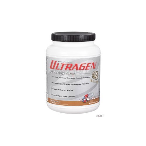 First Endurance Ultragen Recovery Drink (15 servings) - Cappuccino