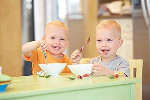 Eat4Fun Kiddos Collection Kids Spoon, Chris