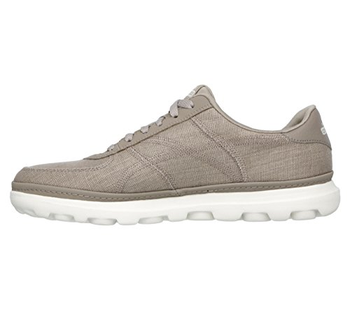 Skechers Hombre on the go Clever Sneaker Caqui