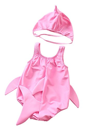 infant shark swimming suit - 1