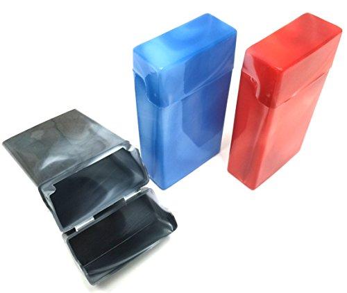 - Sigara Cigarette Case/Box - For 100mm Size Cigarettes (3 Boxes)