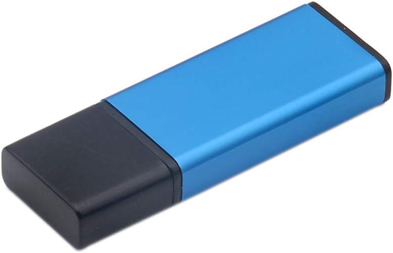 CAOLATOR.Memoria Flash USB de 2GB USB 2.0 Flash Drive de USB Almacenamiento de Datos Externo Diseño de la Forma del Arco de Aluminio Cuadrado: Amazon.es: Electrónica