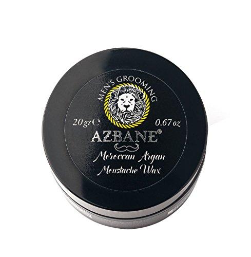 Azbane Moroccan Argan Moustache Wax 20 Gr - 0.67 Oz