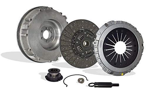 (Flywheel Clutch Kit works with Kit Camaro Z28 Ss Firebird Formula Trans Am 5.7l V8 Lt1 (Stage 1))