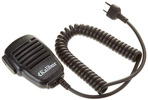 Kalibur Remote Speaker Mic for Cobra/Midland Handheld CB with 3. 5mm Earphone Jack