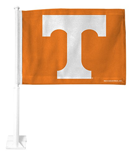 Rico Industries NCAA Tennessee Volunteers Car Flag