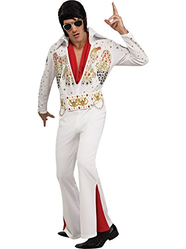 Deluxe Elvis Adult Costume - Medium