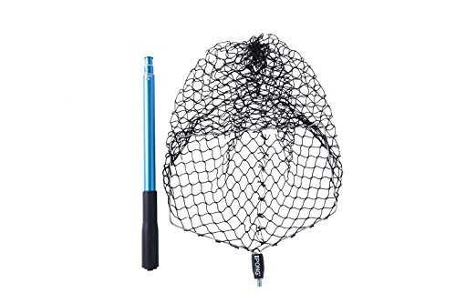 iPong Telescoping Table Tennis Ball Pickup Net - Featuring Ergonomic Design and Increased Holding Capacity by iPong (Image #1)