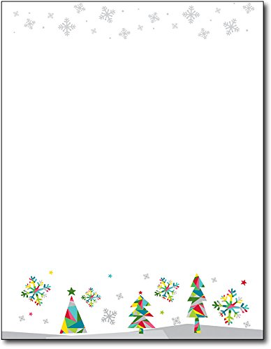 Holiday Stationery (Prismatic Holiday Stationery - 80 Sheets)