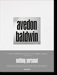 Richard Avedon James Baldwin Nothing Personal